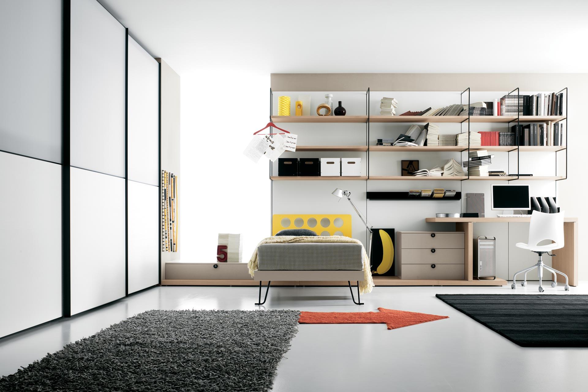 Arredamento Camere Da Letto Bambini : Arredamento camere da letto ...